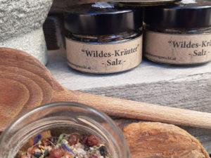 Wildes Kräutersalz