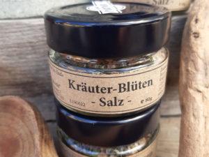 Kräuter-Blüten Salz